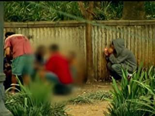 Pesquisa mostra que esmola financia o uso de drogas das crianças de rua